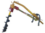 Leinbach Auger post hole digger