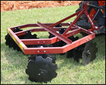 leinbach Disc Harrow Tractor Attachment