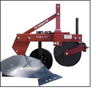 Leinbach Plow Tractor Attachment